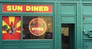 Sun Diner, Nashville, Tennessee