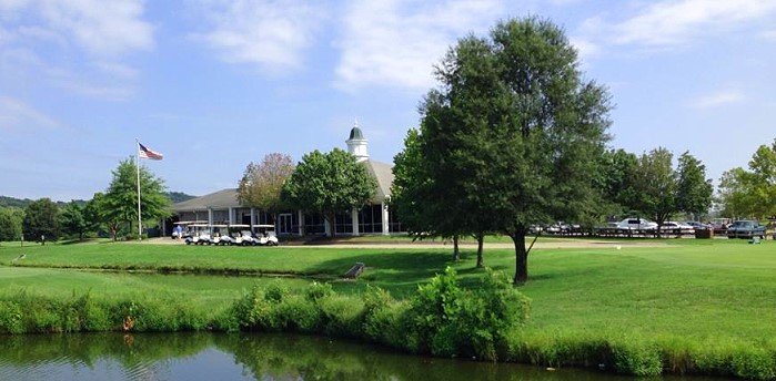 Ted Rhodes Golf Course