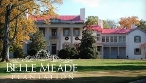 Belle Meade Plantation - Nashville Attractions