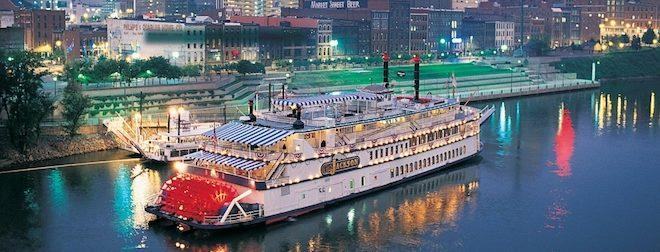 General Jackson Showboat : Nashville, TN : Tickets