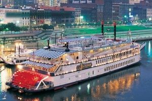 Nashville Attractions, Things to Do, General Jackson Showboat in Nashville, TN