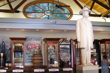 Jack Daniel Distillery lobby