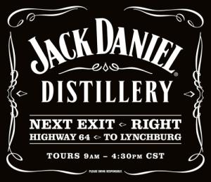 Jack Daniel Distillery logo