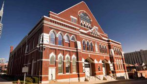 Ryman Auditorium Calendar & Tickets - Nashville Attractions