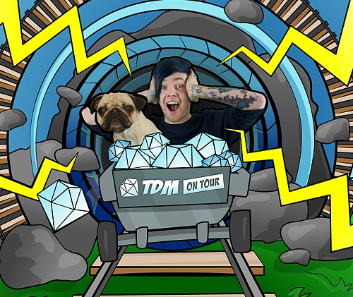 Dantdm World Tour Tickets
