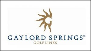 Gaylord Springs Golf Links - Nashville Golf