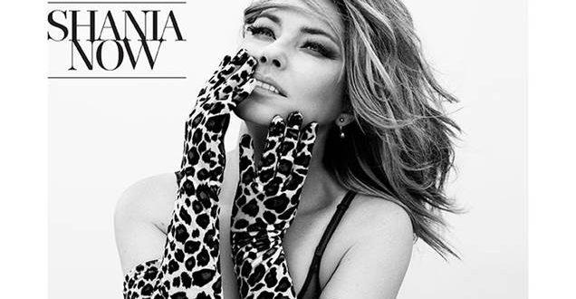 Global Superstar Shania Twain Reveals New Album, NOW