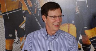 Nashville Predators David Poile wins GM of the year