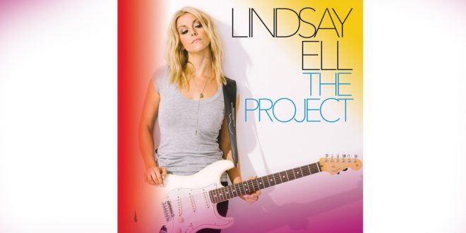 Country artist Lindsay Ell