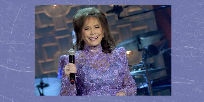 Loretta Lynn Birthday Celebration, Bridgestone Arena Nashville, Tennessee