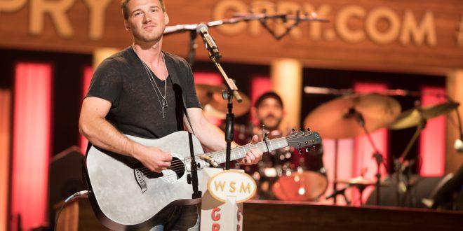 Morgan Wallen Shines In Grand Ole Opry Debut