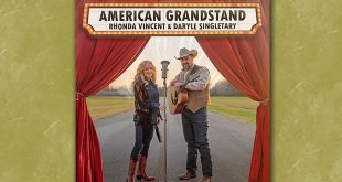 Rhonda Vincent and Daryle Singletary - American Grandstand