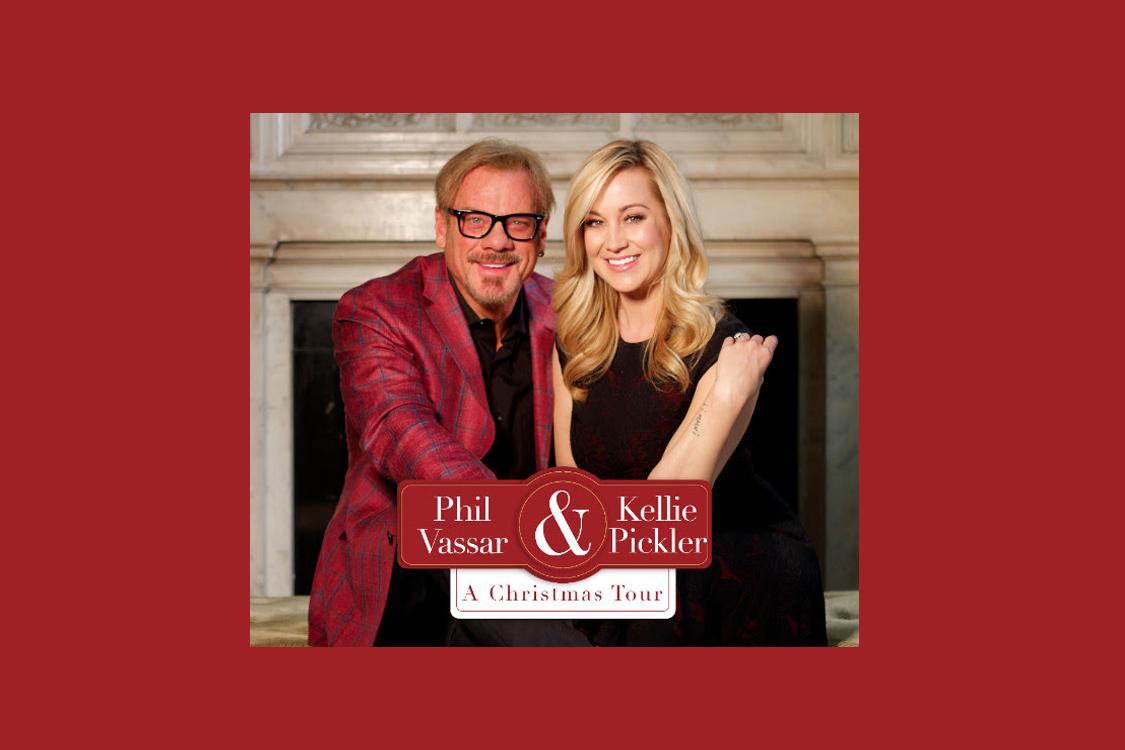 Phil Vassar And Kellie Pickler Team Up For Christmas Tour ...
