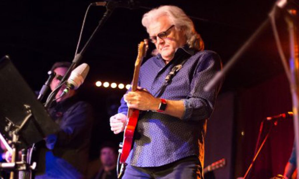 Ricky Skaggs and Kentucky Thunder at Ryman Auditorium, Nashville, Tennessee 7/9/20 - Bluegrass Nights at the Ryman