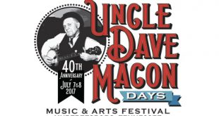 Uncle Dave Macon Days Music and Arts festival, Murfreesboro, Tennessee