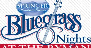 Bluegrass Nights at Ryman Auditorium, Nashville, TN