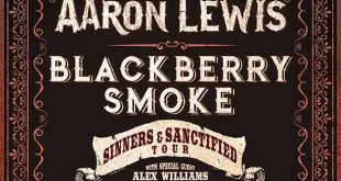 Aaron Lewis & Blackberry Smoke Tour - Tickets!