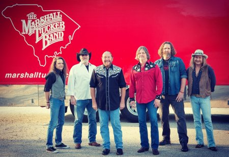 Marshall Tucker Band at the Grand Ole Opry in Nashville, TN