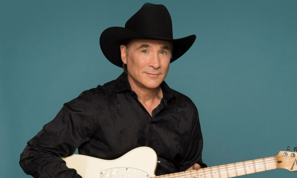 Clint Black at Ryman Auditorium, Nashville, TN, 9/13/20.