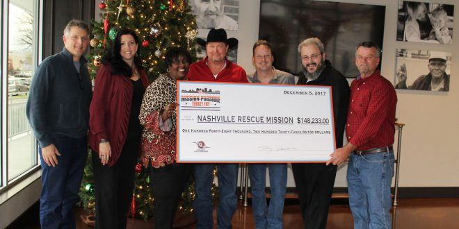 Tracy lawrence presents 14823300 check to nashville rescue sandra putnam broadway special events directornashville rescue mission tracy lawrence chuck pursel tour manager patrick thomas malvernweather Choice Image