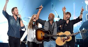 Lady Antebellum & Darius Rucker Summer Plays on Tour 2018