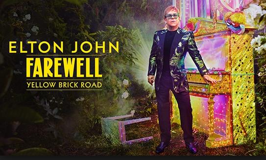 Elton John : Bridgestone Arena : Nashville, TN