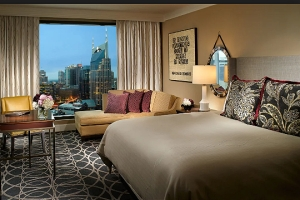 Nashville Hotels & Places to Stay -> Omni Nashville Hotel, downtown Nashville, Tennesssee