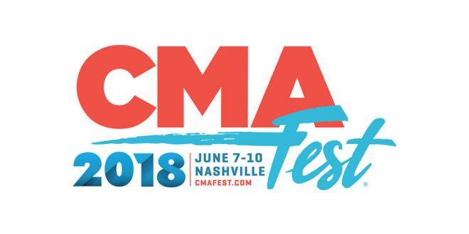 CMA Fest in Nashville, TN