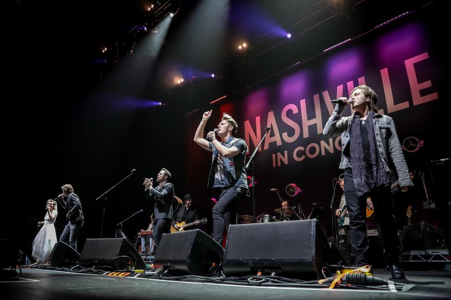 Nashville stars wrap international tour for Nashville star home tour