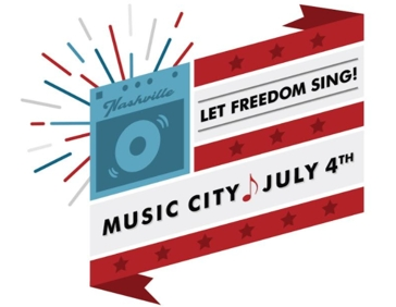 Let Freedom Sing! Music City's 4th of July in downtown Nashville
