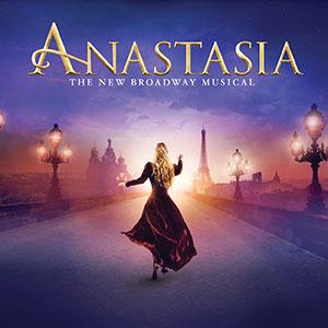 Anastasia, Tennessee Performing Arts Center (TPAC), Nashville, TN