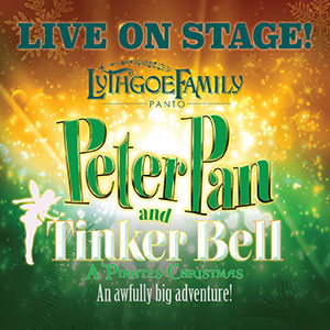 Peter Pan and Tinker Bell: A Pirate's Christmas, Tennessee Performing Arts Center, Nashville