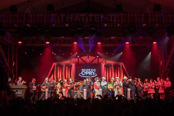 Grand Ole Opry Tickets >> Grand Ole Opry Meets Bonnaroo: Success! | Nashville.com