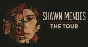 Shawn Mendes, Bridgestone Arena, Nashville, Tennessee