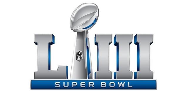 Super Bowl 2019, Mercedes-Benz Stadium, Atlanta, Georgia