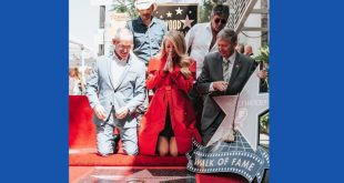 Carrie Underwood, Hollywood Walk of Fame