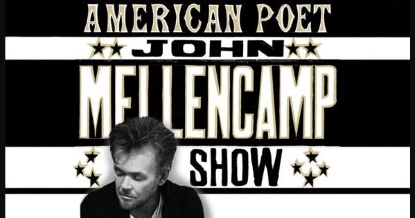 John Mellencamp, Ryman Auditorium, Nashville