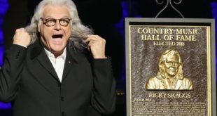Ricky Skaggs, Country Music Hall of Fame, Nashville