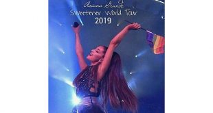 Ariana Grande at Bridgestone Arena on June 7, 2019 > Sweetner World Tour