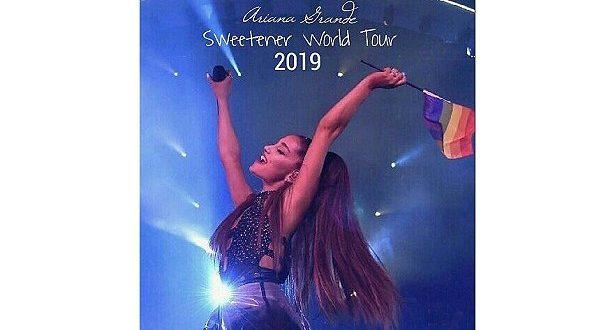 Ariana Grande at Bridgestone Arena, 12/5/19 > Sweetener World Tour - Buy Tickets Here