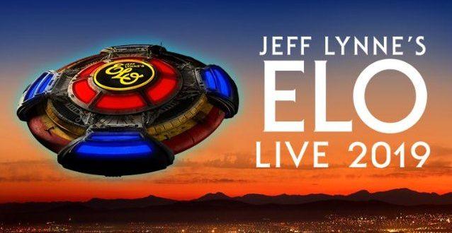 Jeff Lynne's ELO (Electric Light Orchestra), Bridgestone Arena, Nashville, Tennessee