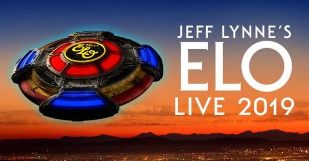 Jeff Lynne's ELO (Electric Light Orchestra) in Nashville at Bridgestone Arena 7/3/19