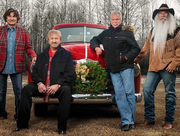 Oak Ridge Boys Christmas Tour