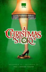 A Christmas Story at TPAC in Nashville