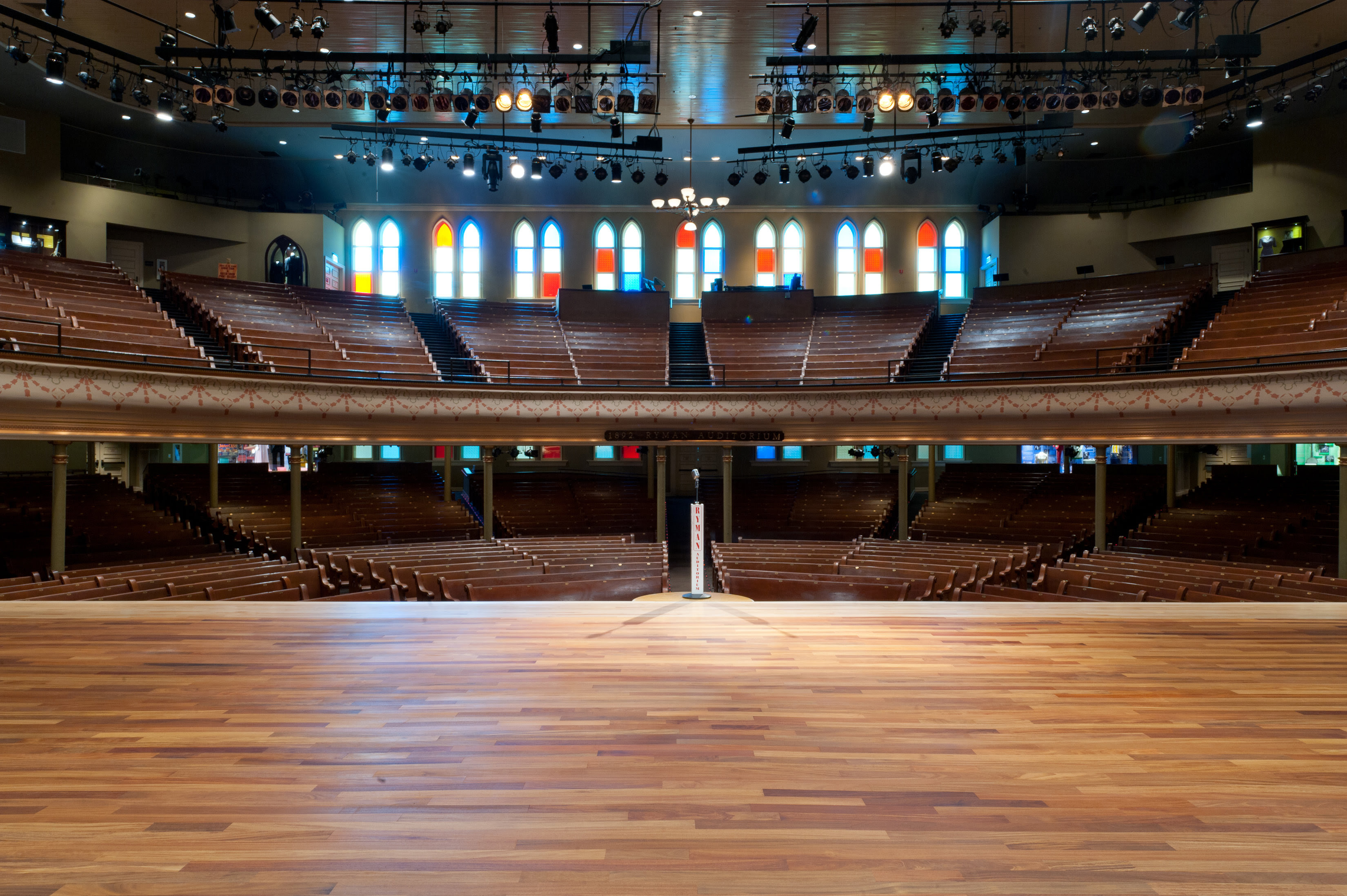 Ryman Auditorium Schedule 2019 Ryman Auditorium Will Now Offer