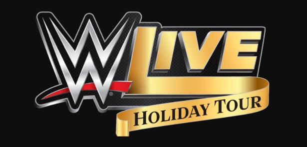 WWE Live Holiday Tour, Bridgestone Arena, Nashville