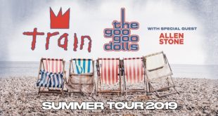 Train, Goo Goo Dolls Summer Tour 2019 > Ascend Amphitheater, Nashville, TN