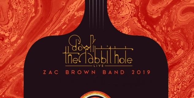 Zac Brown Band, Bridgestone Arena, Nashville, Tennessee