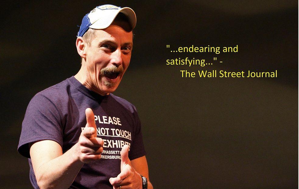 Bil Lepp, Master Storyteller, Hillsboro High School, Nashville, Tennessee