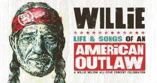 Stars Added to Willie: Life & Songs of an American Outlaw at Bridgestone Arena, Nashville 1/12/19